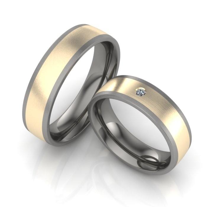 trauringe titan gold mit diamanten g nstig kaufen. Black Bedroom Furniture Sets. Home Design Ideas