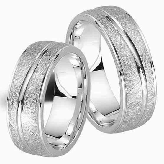 Verlobungsringe Silber Cilor G45