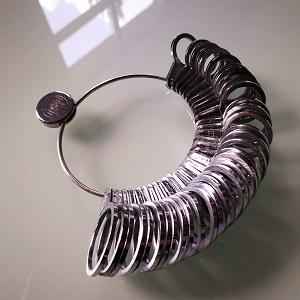 Ringgröße bestimmen mit Ringmaß
