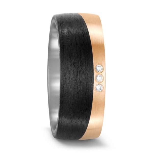 Antragsring Carbon Bronze Titan Factory 52533