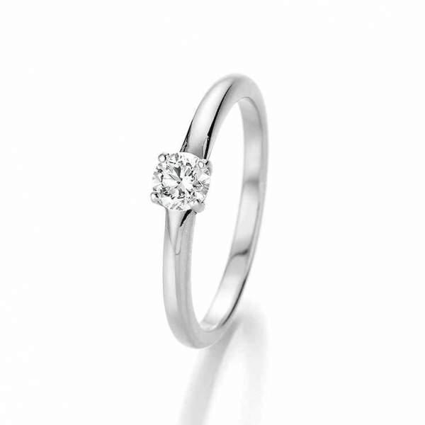 Antragsring Weißgold Marry Me Brillant 70-34330