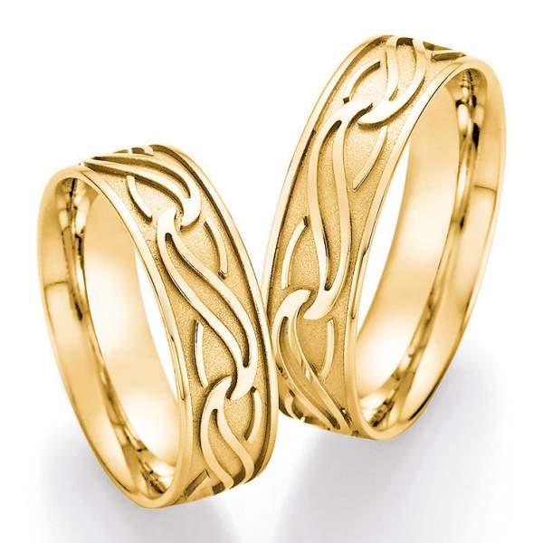 Trauringe Gold Honeymoon Solid 66-39060_GG