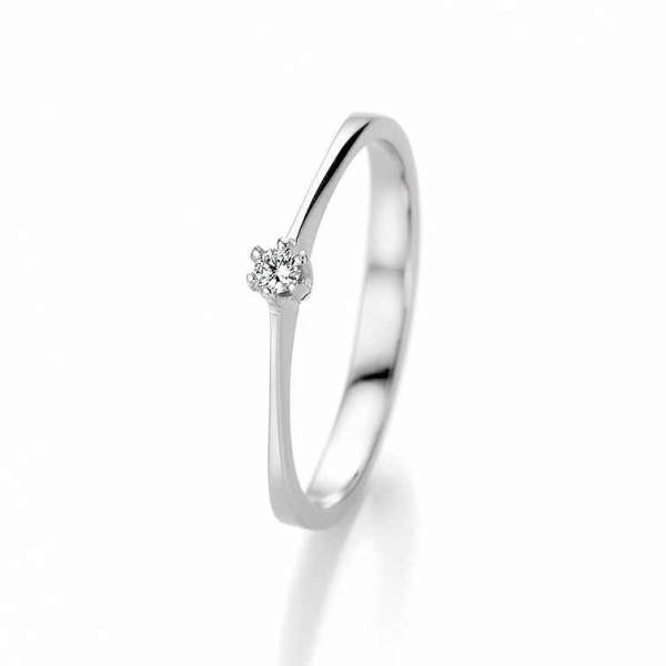 Antragsring Platin Marry Me Brillant 70-36060
