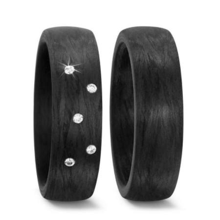 Ehering-schwarz-Diamanten