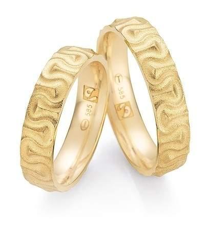 Trauringe Gold Fairtrade 33-30240