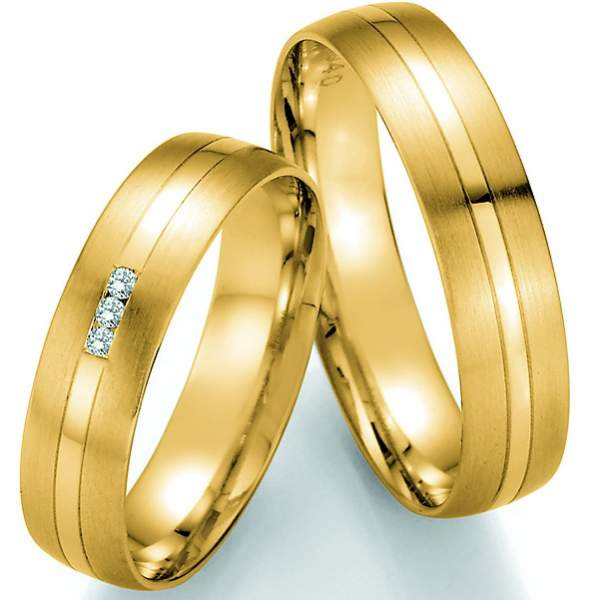 Trauringe Gold Honeymoon Pure Brillant 66-30030_GG