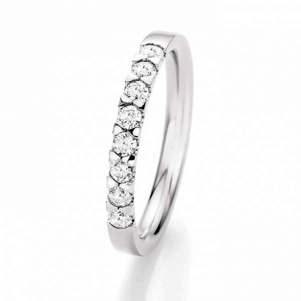 Beisteckring Platin Marry Me Brillant 50-40055