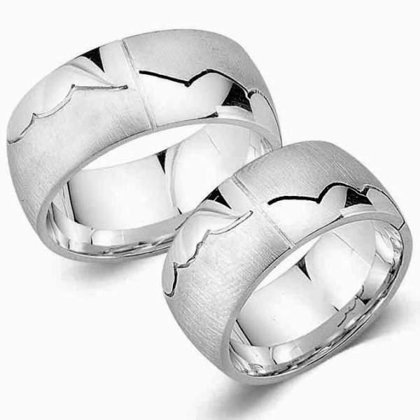Verlobungsringe Silber Cilor G3