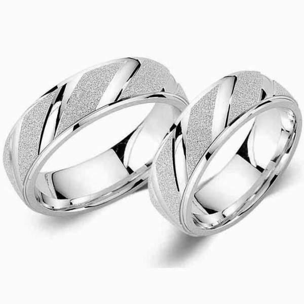 Verlobungsringe Silber Cilor G63