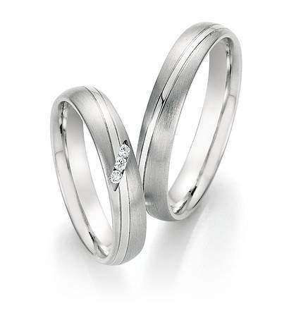 Verlobungsringe Steel Basics Brillant 88-22030
