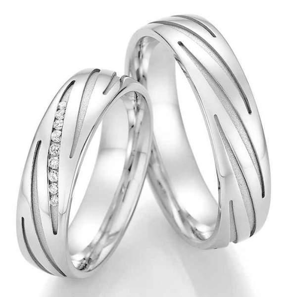 Verlobungsringe Silver Dreams Brillant 55-30130