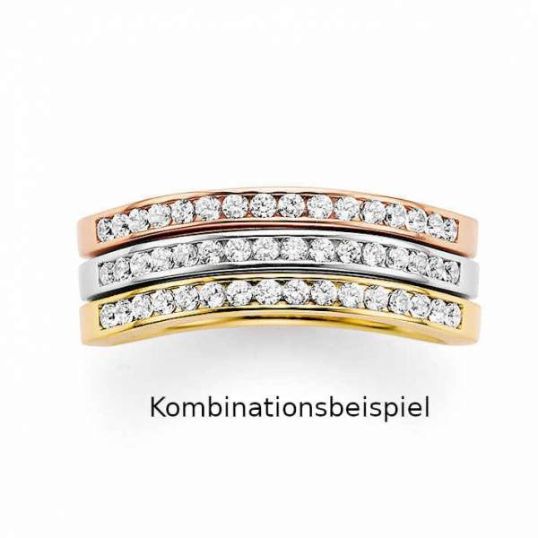 Beisteckringe Gold Marry Me Brillant 50-21013_RWG