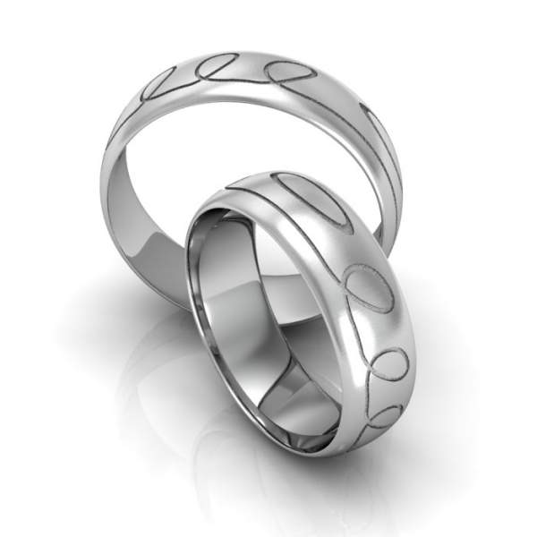 Verlobungsringe Silber ID908