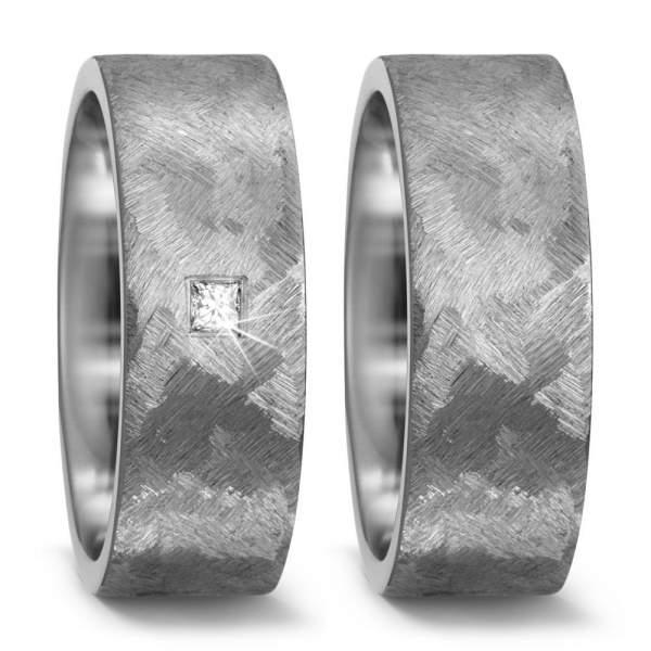 Trauringe Diamant Titan Factory 52511
