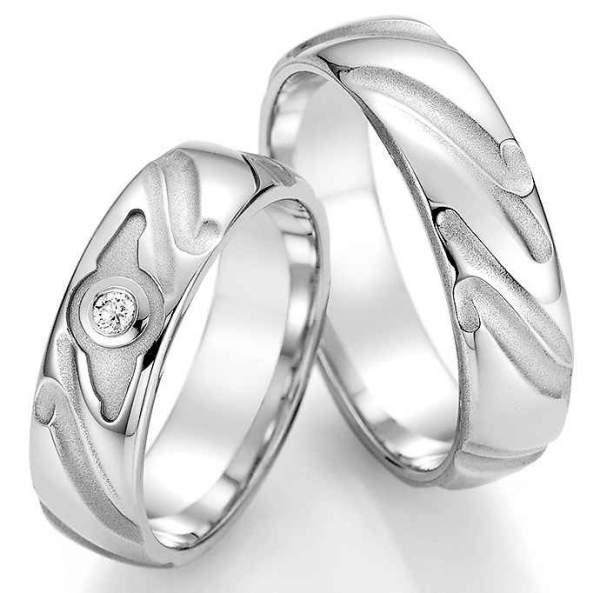 Verlobungsringe Silver Dreams Brillant 55-30090