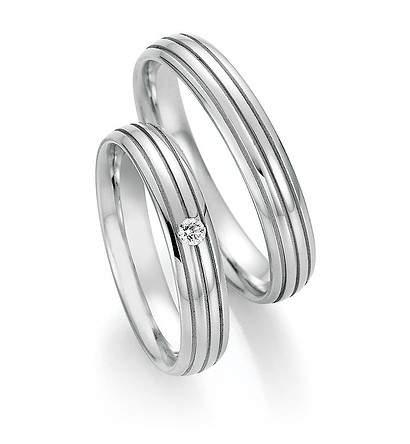 Verlobungsringe Steel Basics Brillant 88-22150