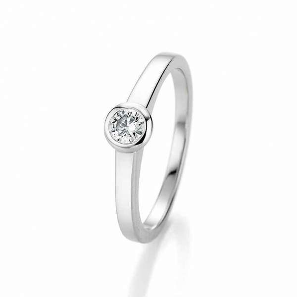 Antragsring Platin Marry Me Brillant 70-30250