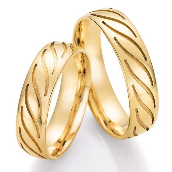 Trauringe Gold Honeymoon Solid 66-39140_GG