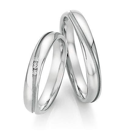 Verlobungsringe Steel Basics Brillant 88-22050