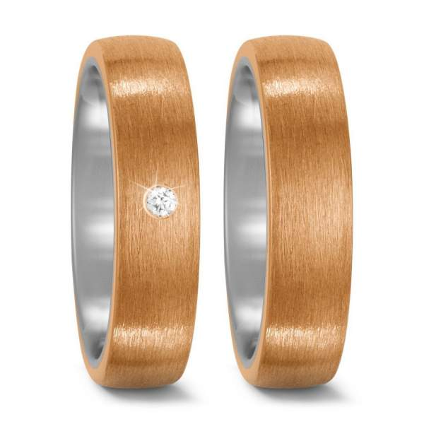Trauringe Bronze Brillant Titan Factory 52531_6