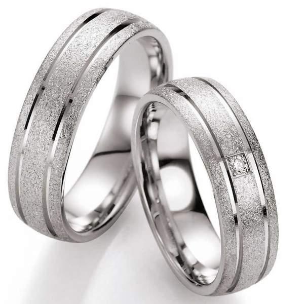 Verlobungsringe Silver Inspiration Brillanten 55/100090