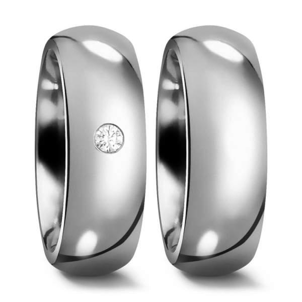 Verlobungsringe Brillant Titan Factory 51115
