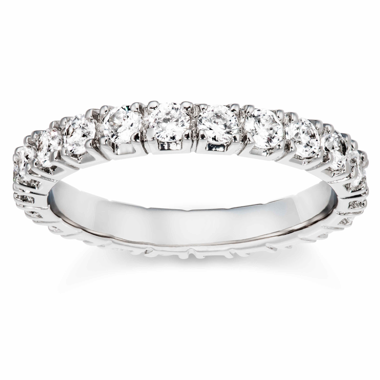 Der Memoire Ring mit Diamanten