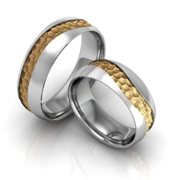 Verlobungsringe Silber ID959