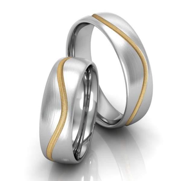 Verlobungsringe Silber ID689