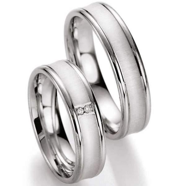 Verlobungsringe Silver Inspiration Brillanten 55/10170
