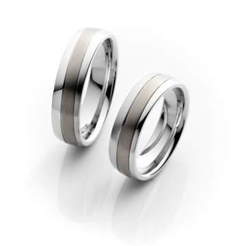 Verlobungsringe Steel Titan 68/06050