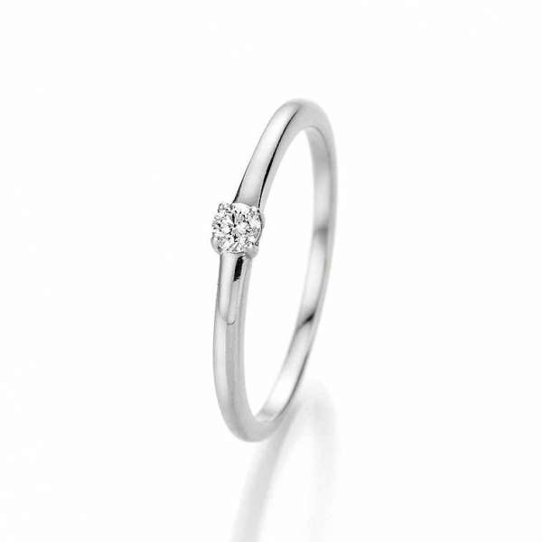 Antragsring Platin Marry Me Brillant 70-34100