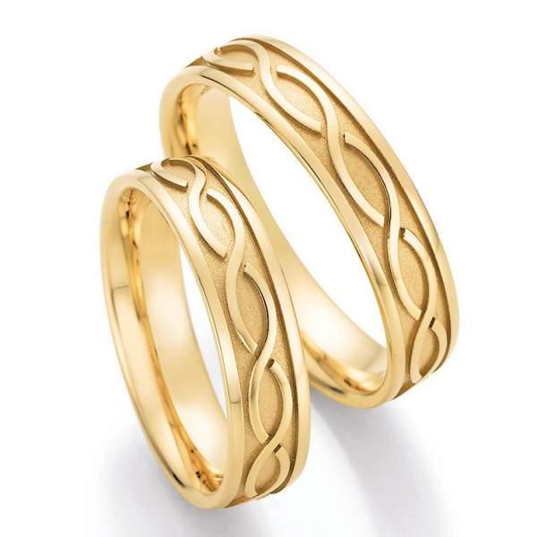 Trauringe Gold Honeymoon Solid 66-39020_GG