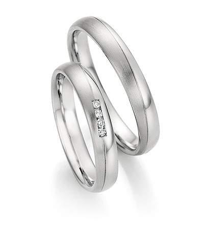Verlobungsringe Steel Basics Brillant 88-22130