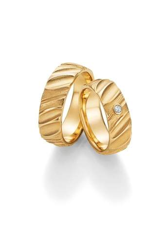 Trauringe Gold Fascination of Art Brillant 66-52110_GG