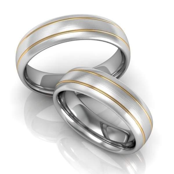 Verlobungsringe Silber ID661