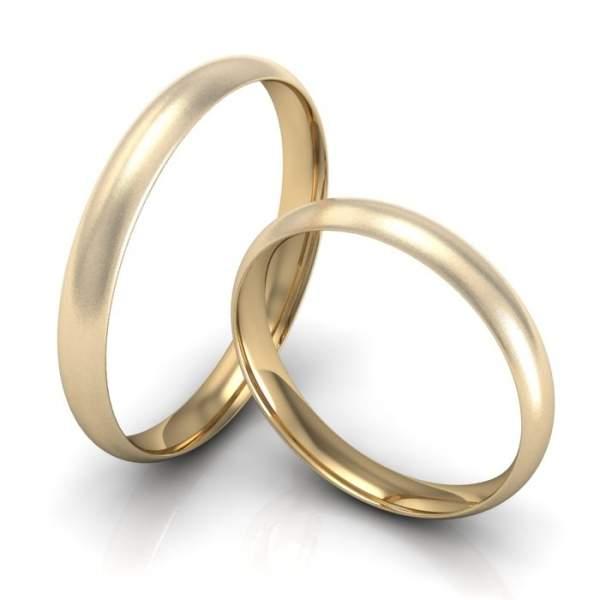Günstige Verlobungsringe Gold ID772
