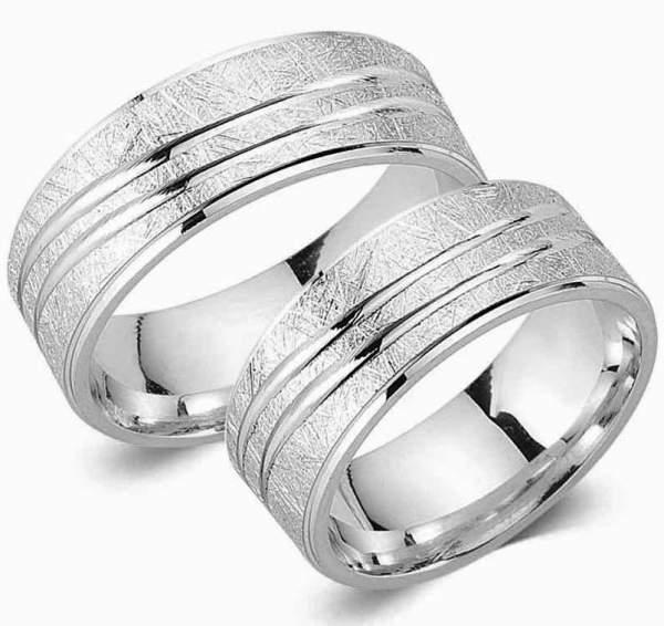 Verlobungsringe Silber Cilor G55
