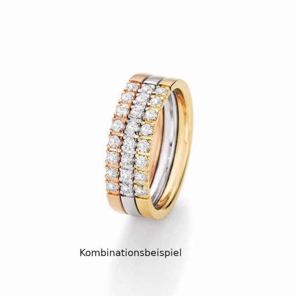 Beisteckring Gold Marry Me Brillant 50-10030