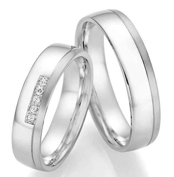 Verlobungsringe Silver Dreams Brillant 55-30010