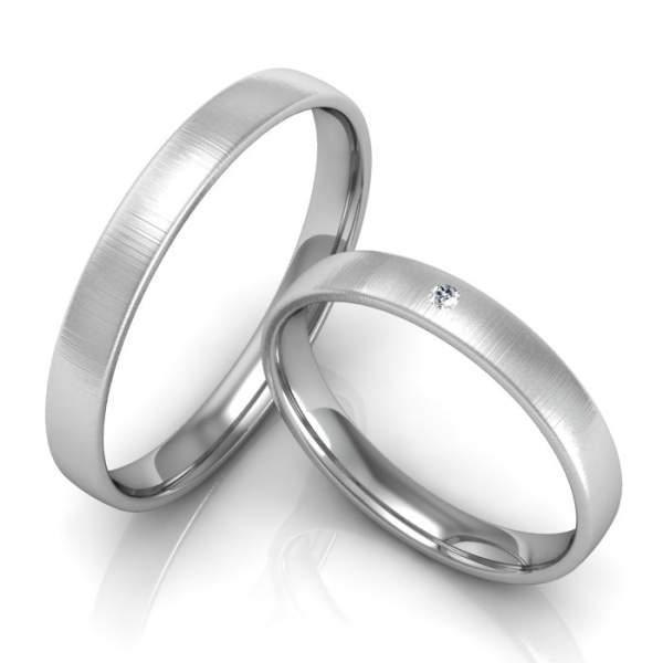 Verlobungsringe Gold Brillant ID750