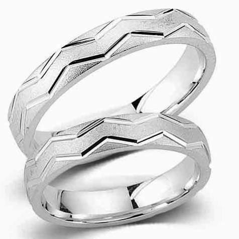 Partnerringe Silber Cilor G40