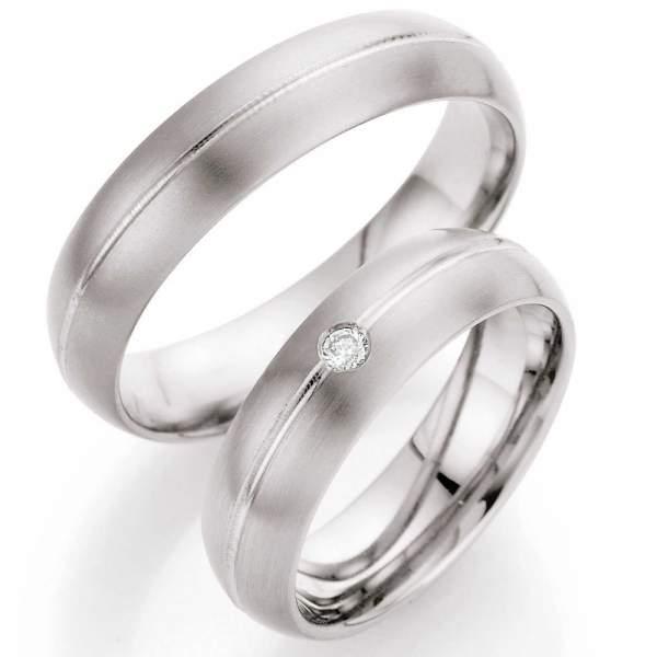 Verlobungsringe Titan Brillant 77-07080