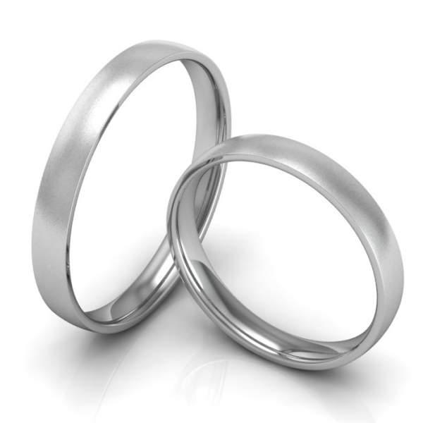Verlobungsringe Weißgold ID727