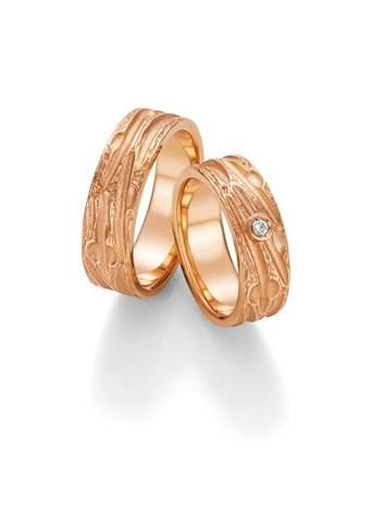 Trauringe Gold Fascination of Art Brillant 66-52130_RsG