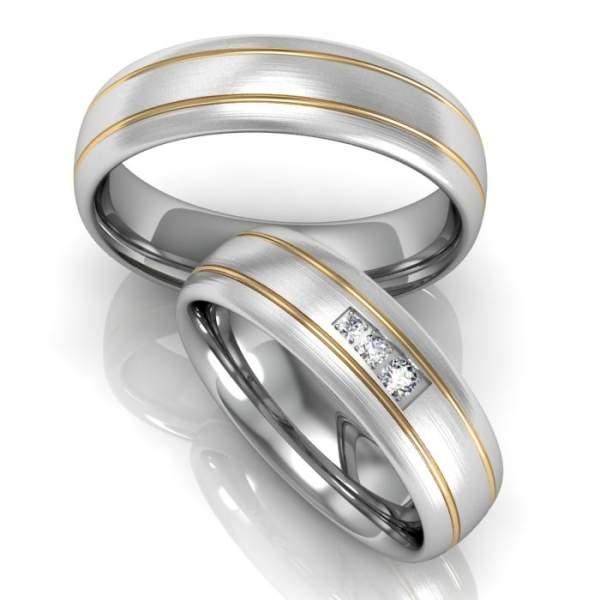 Verlobungsringe Silber ID662
