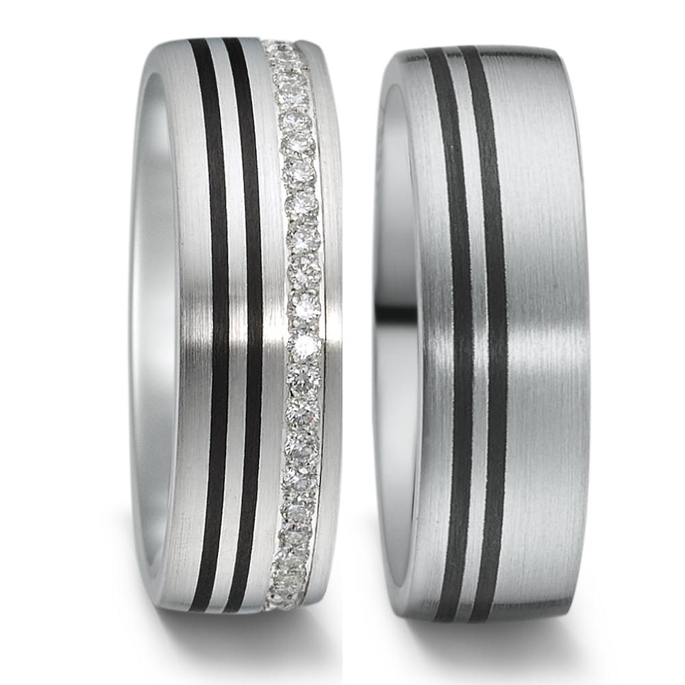 Carbon Ringe Carbonringe Titanfactory Trauringshop24 De