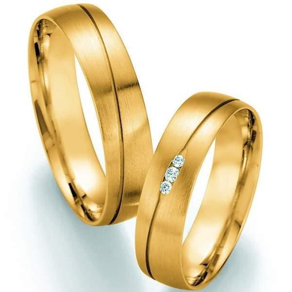 Trauringe Gold Honeymoon Pure Brillant 66-30150_GG
