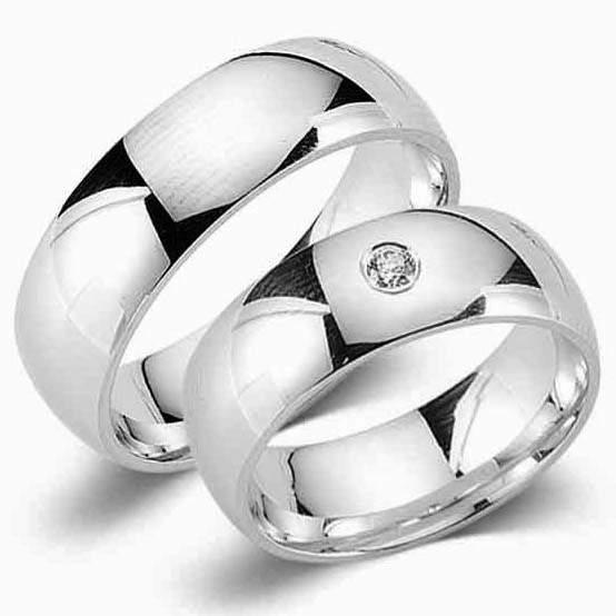 Verlobungsringe Silber Zirkonia Cilor G21