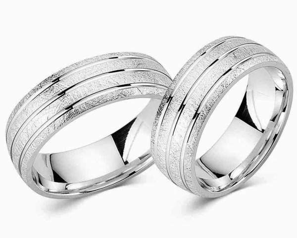 Verlobungsringe Silber Cilor G60